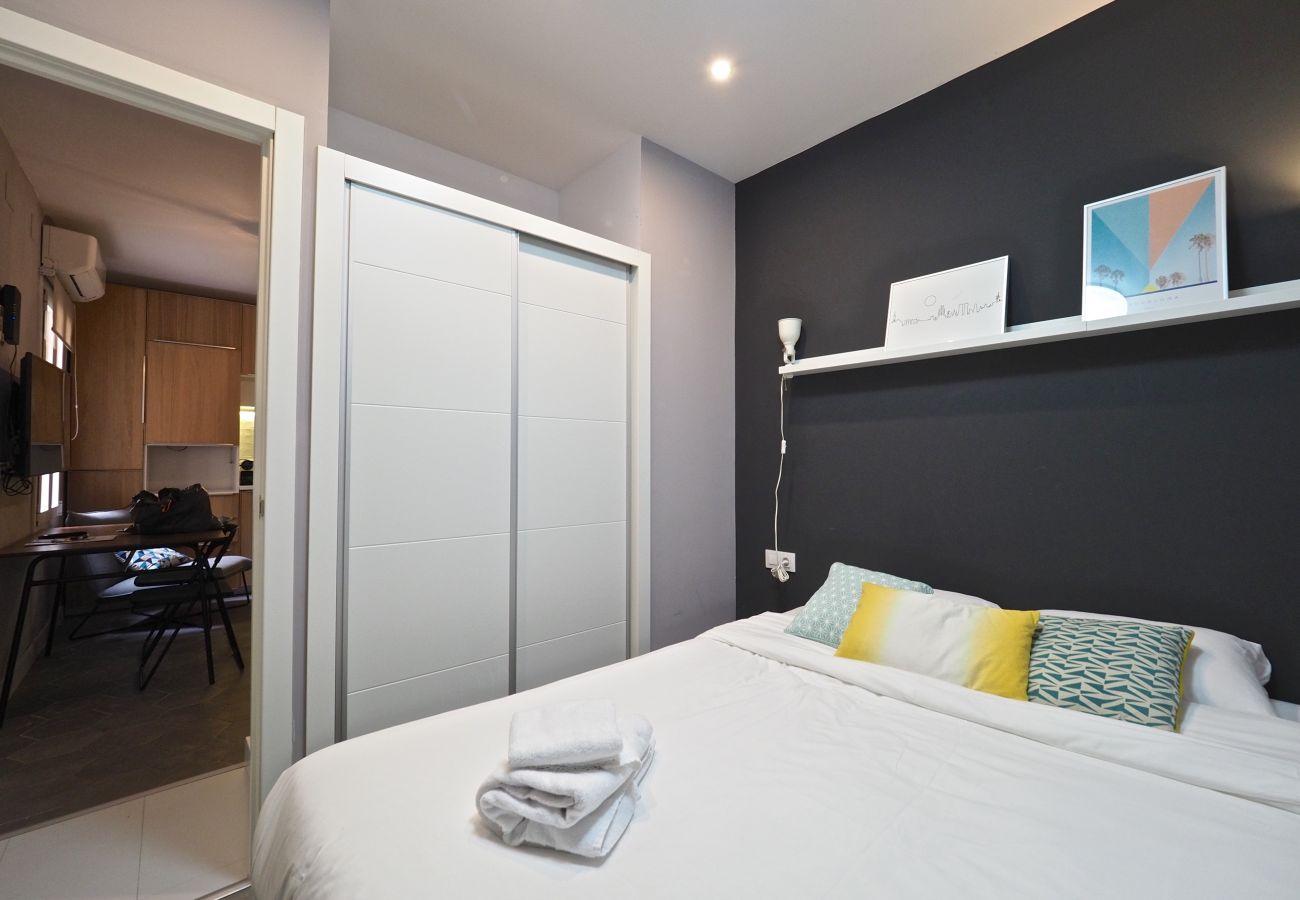 Apartamento en Hospitalet de Llobregat - Olala Cozy Flat | 12m Pl.Espanya | Metro Torrassa