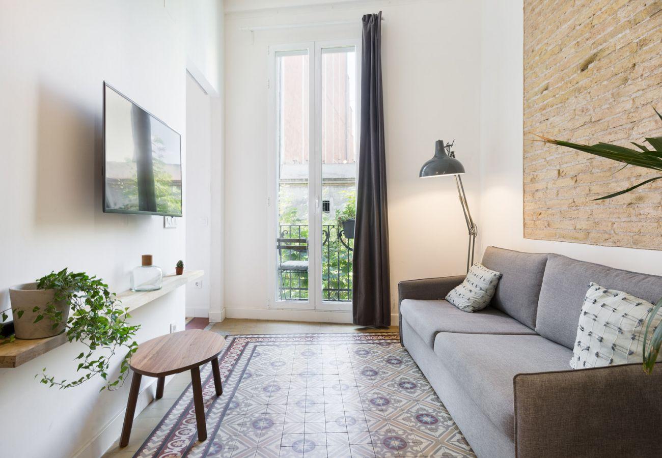 Apartamento en Hospitalet de Llobregat - Olala Design Apartment 2.4 | 10m Pl.España