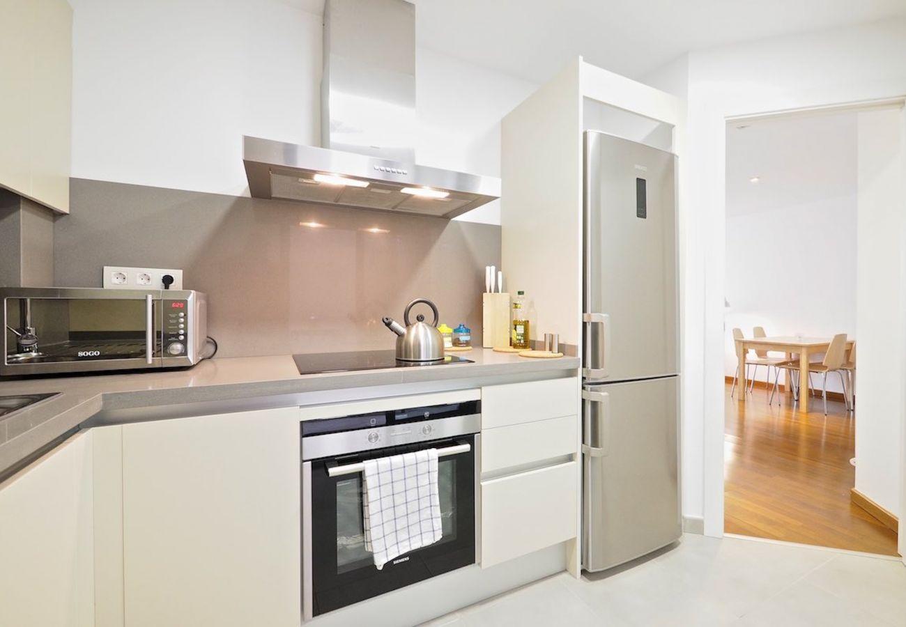 Apartamento en Barcelona - Olala Les Corts Exclusive 1BR Flat w/ balcony