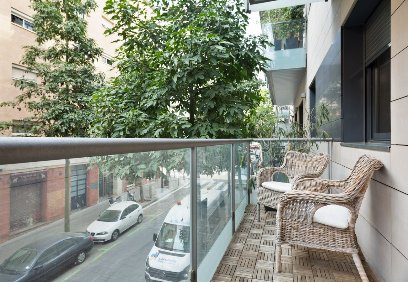 Apartamento en Barcelona - Olala Les Corts Exclusive 2BR Flat w/ balcony