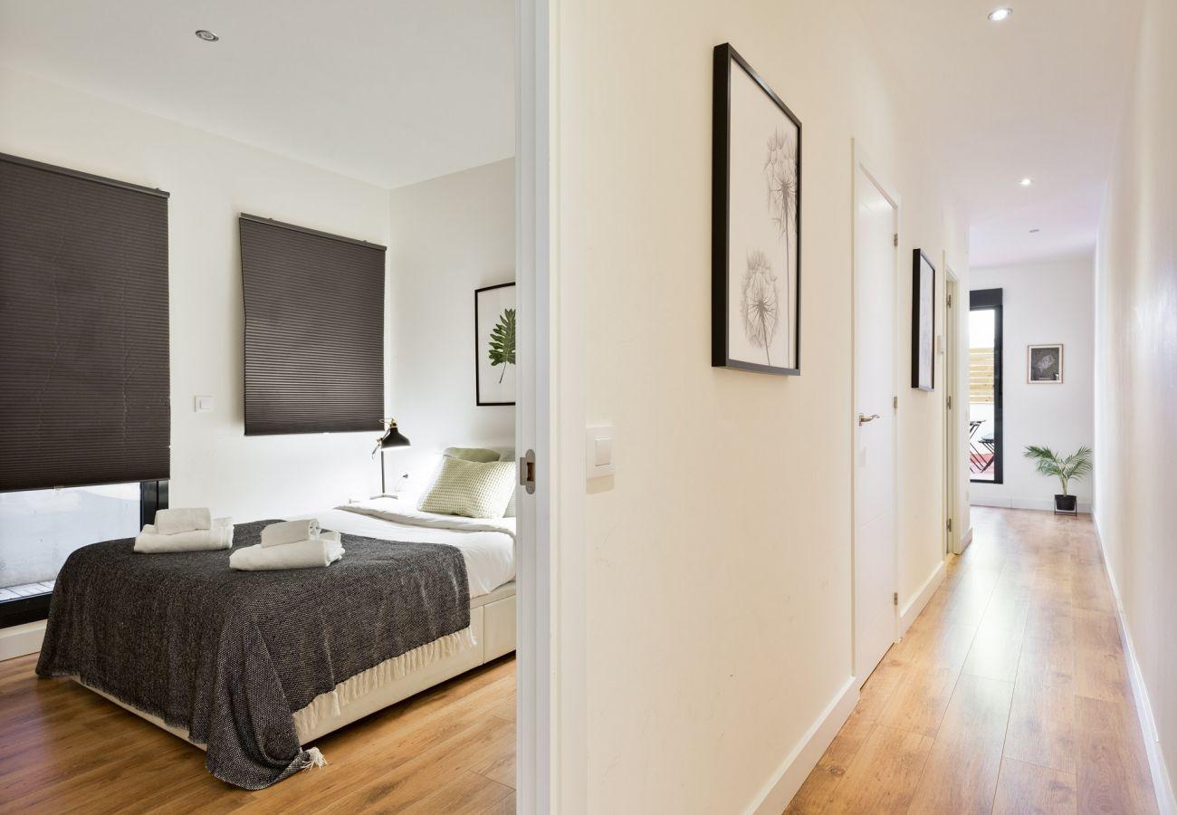 Apartamento en Hospitalet de Llobregat - Olala Urban Chill Flat 3.4 I Balcony