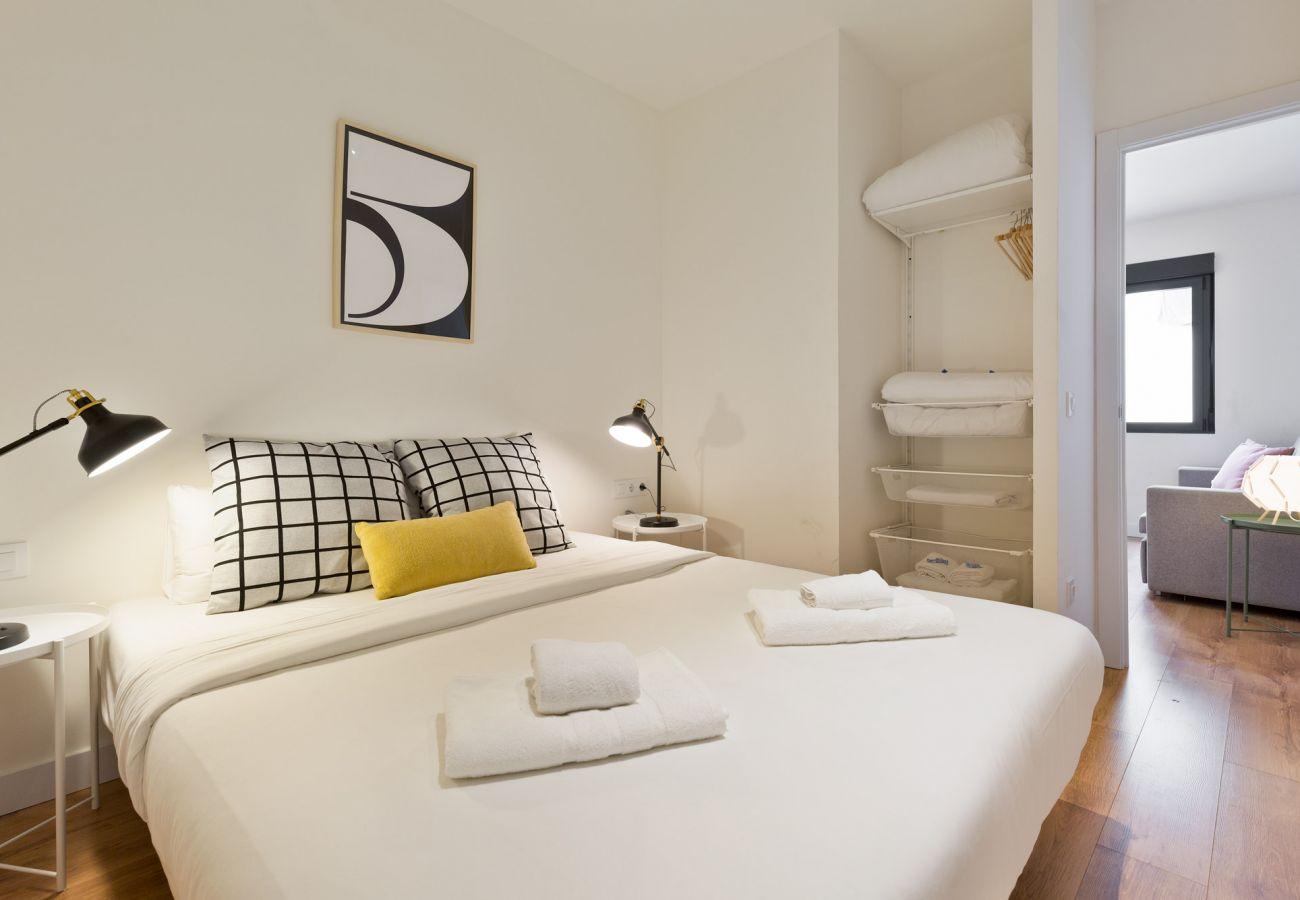 Apartamento en Hospitalet de Llobregat - Olala Urban Chill Flat 5.1 I Balcony