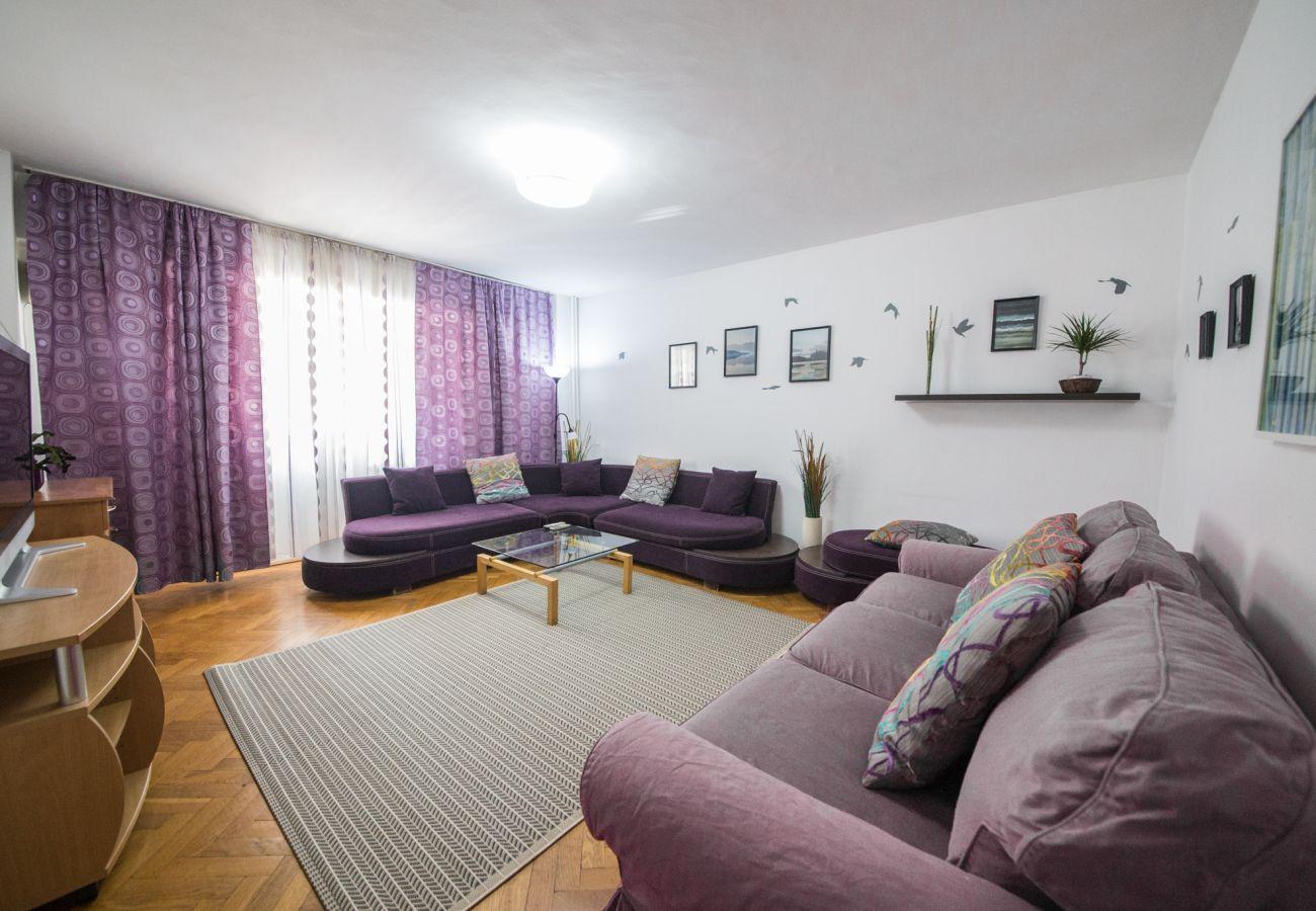 Apartamento en Bucarest - Olala Cozy Unirii Apartment
