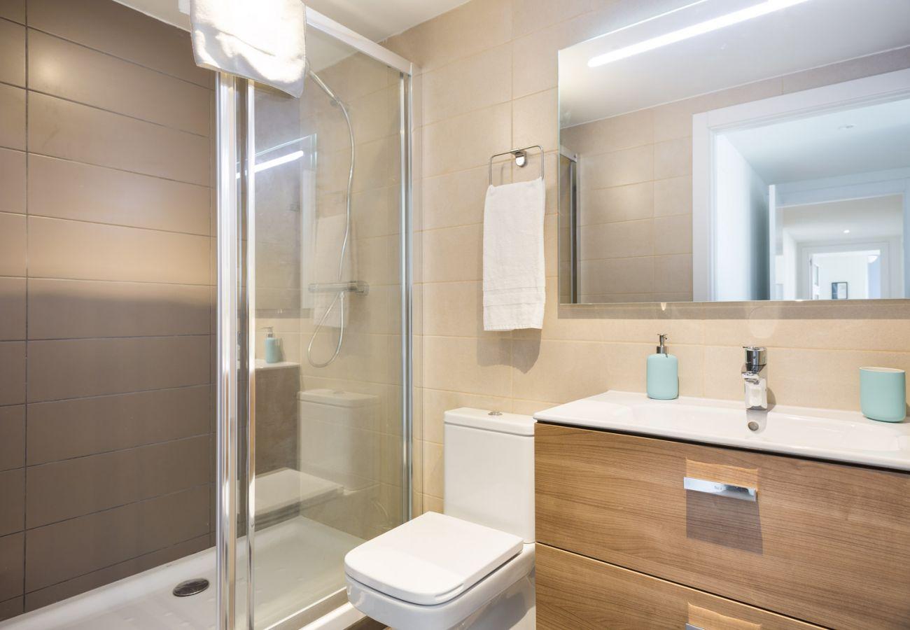 Apartamento en Sant Adria de Besós - Olala Port Forum Apartment 1.1