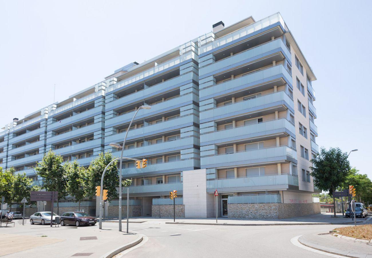 Apartamento en Sant Adria de Besós - Olala Port Forum Apartment 2.3