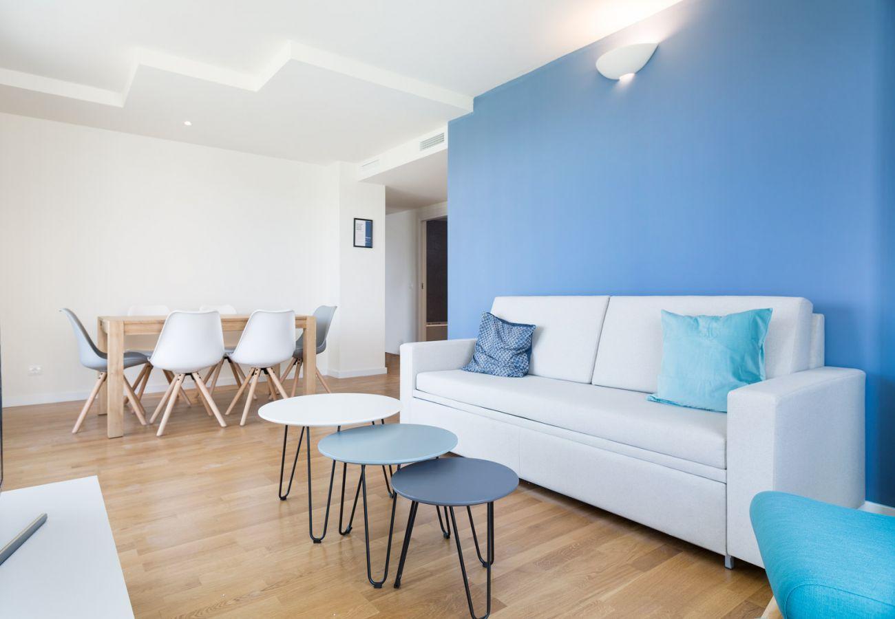 Apartamento en Sant Adria de Besós - Olala Port Forum Apartment 3.3