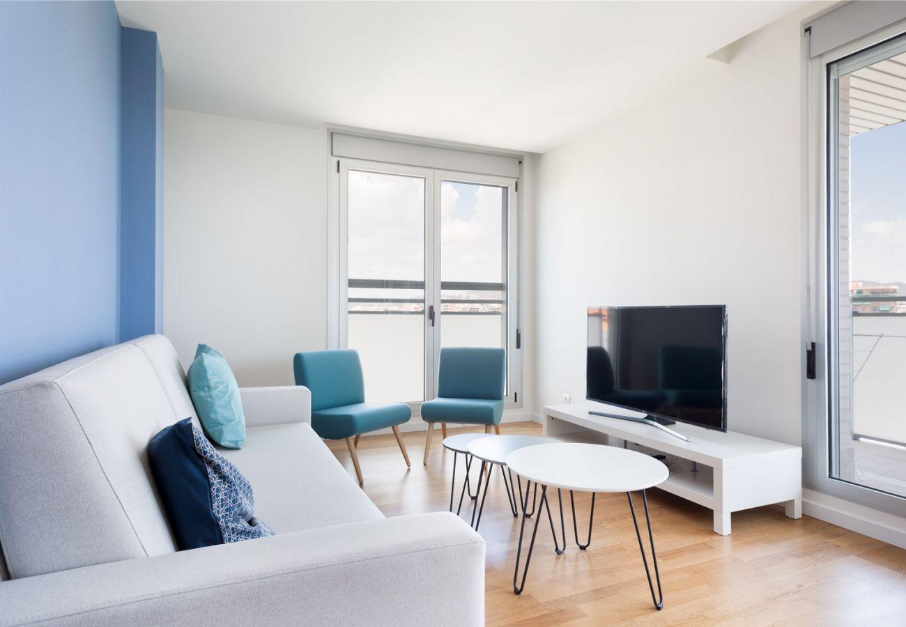 Apartamento en Sant Adria de Besós - Olala Port Forum Apartment 4.3