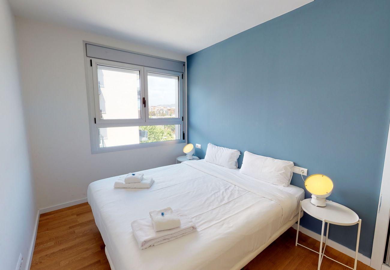 Apartamento en Sant Adria de Besós - Olala Port Forum Apartment 5.3