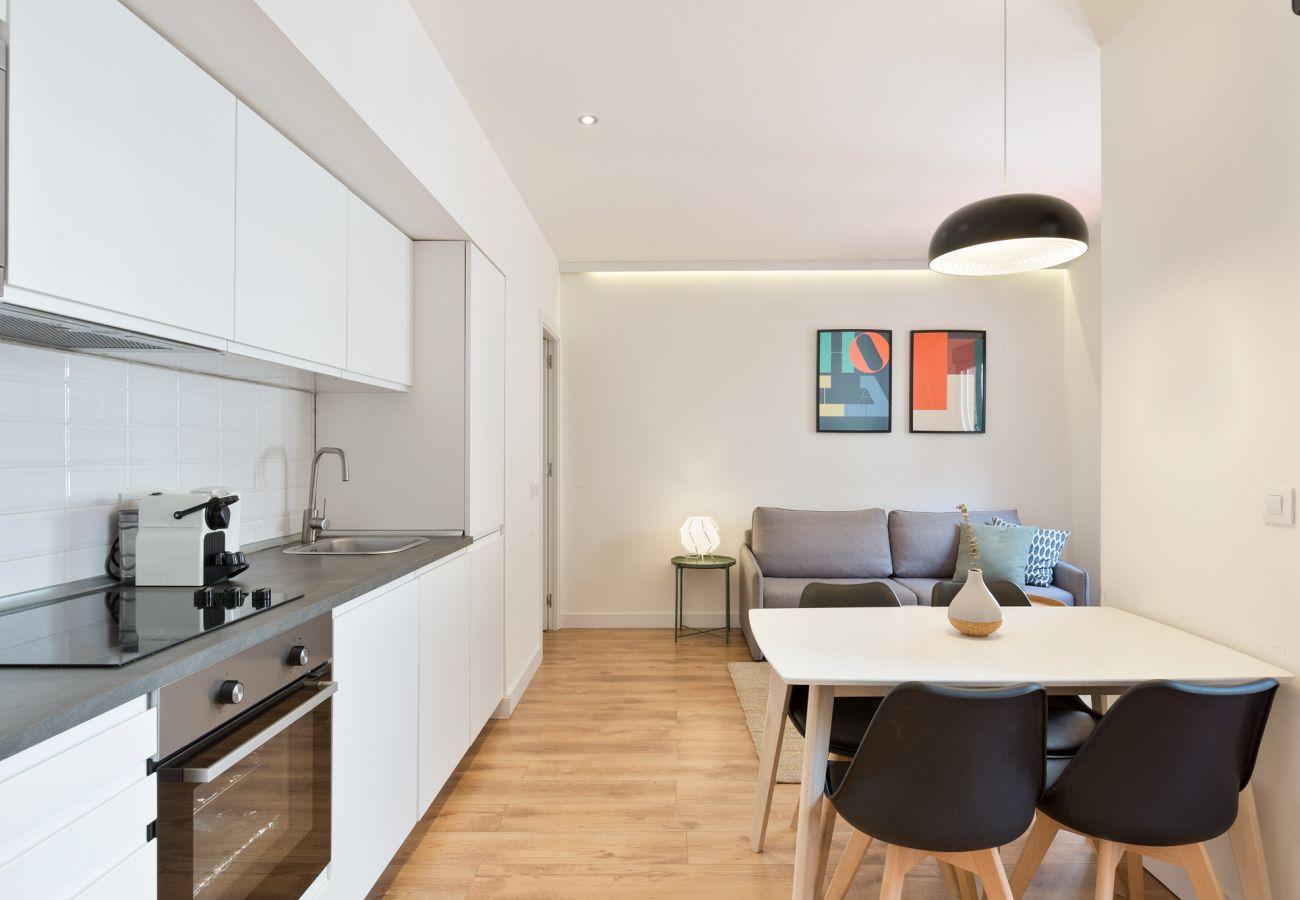 Apartamento en Hospitalet de Llobregat - Olala Urban Chill Flat ENT1 I Balcony