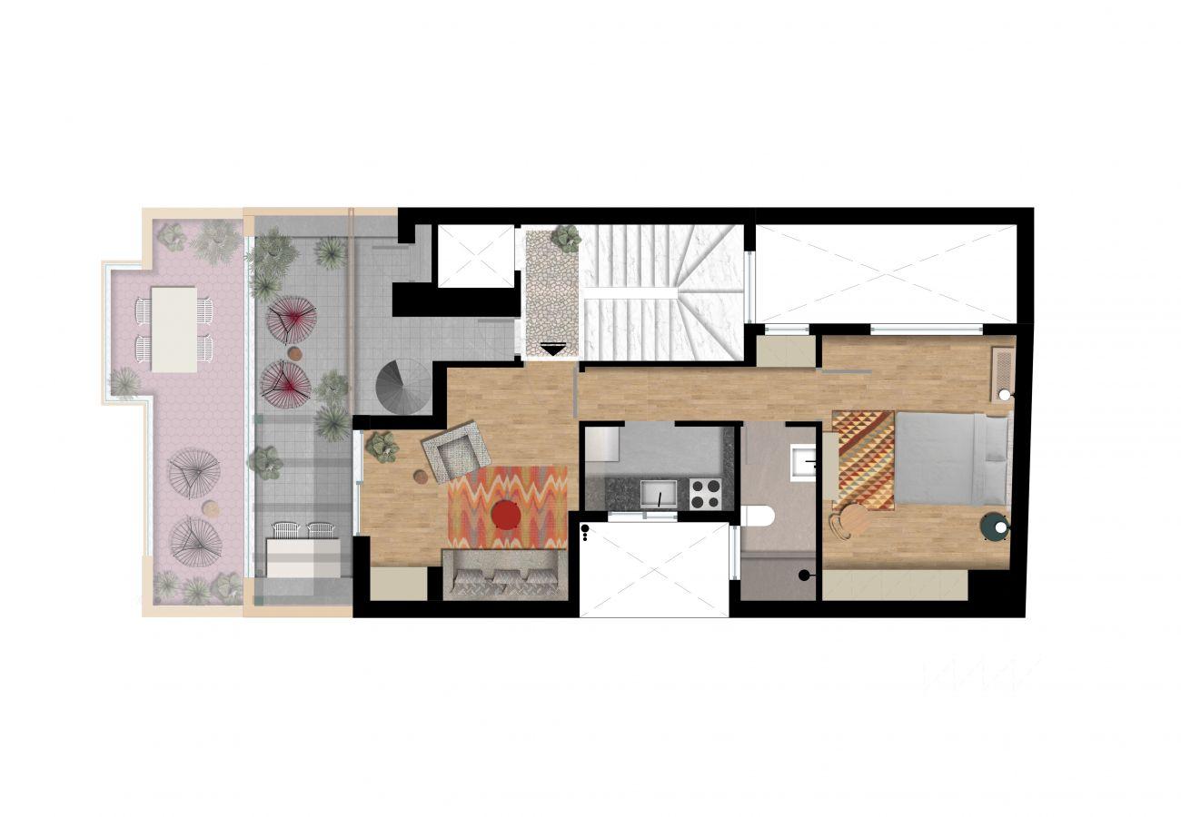 Apartamento en Athens - Olala Kolonaki Boutique Apartment 5