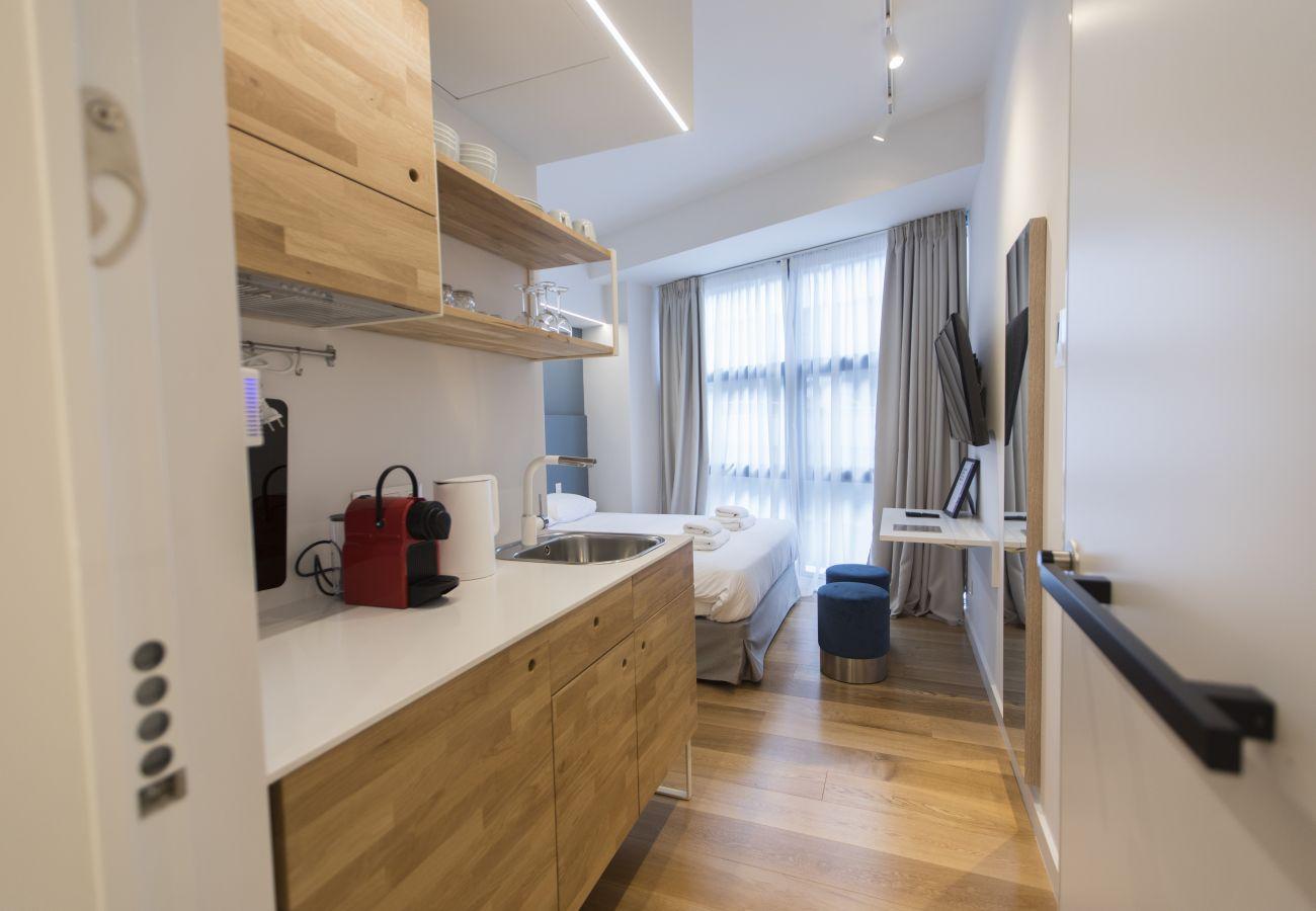 Estudio en Athens - Olala Syntagma Apartment 3.1