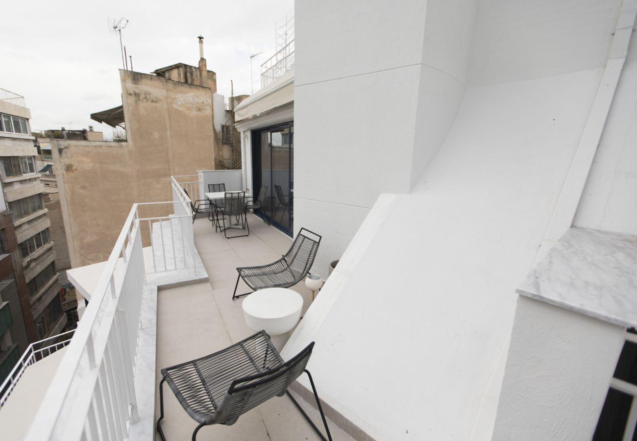Apartamento en Athens - Olala Acropolis View Penthouse