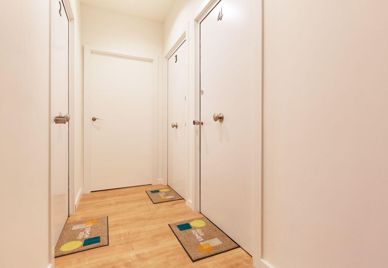 Alquiler por habitaciones en Hospitalet de Llobregat - Olala Mini Hotel 2 | 18 min. Camp Nou