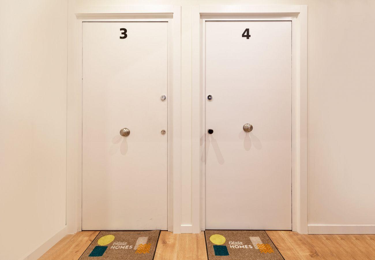 Alquiler por habitaciones en Hospitalet de Llobregat - Olala 4 Rooms 3 | 18 min. Camp Nou