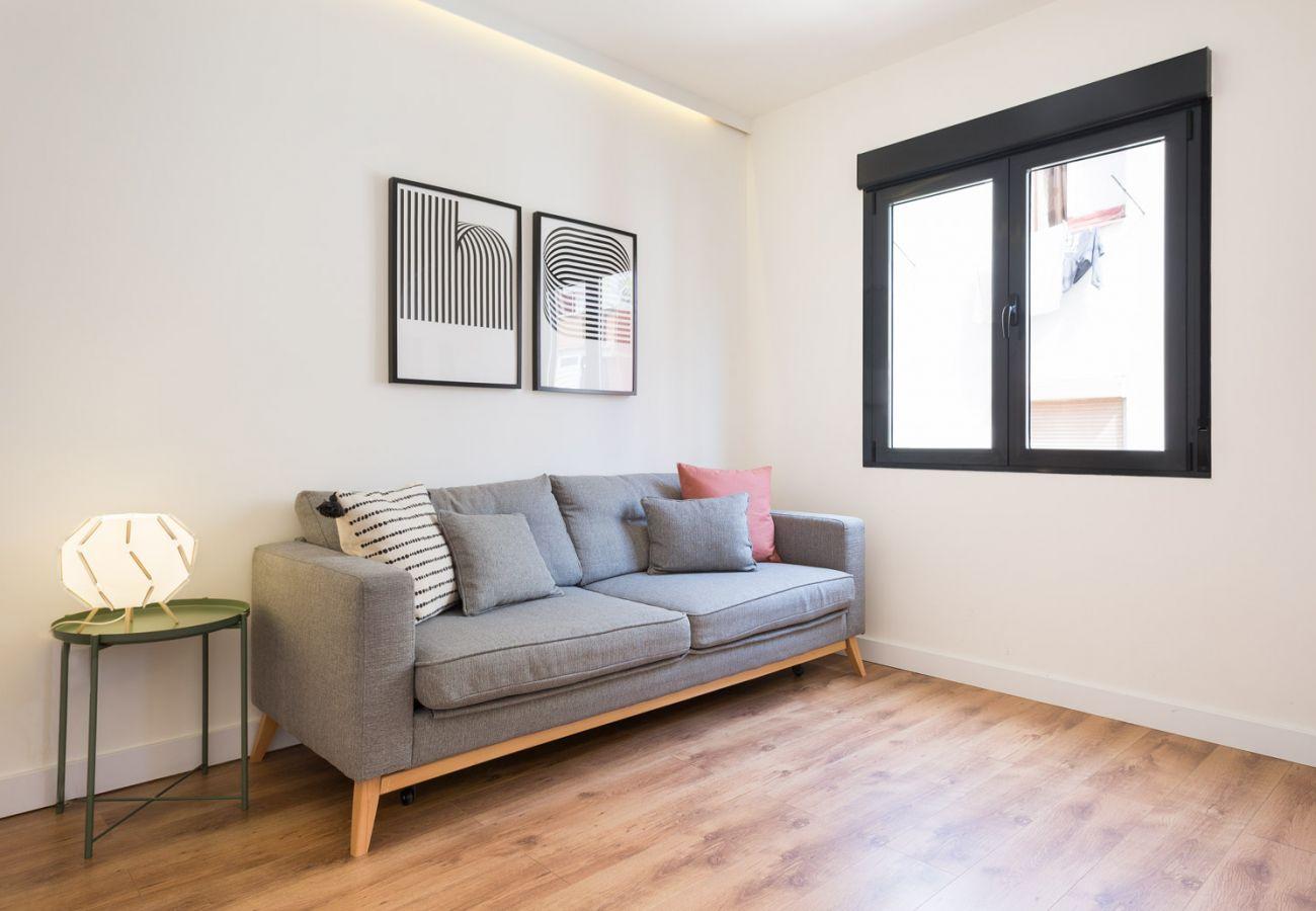Apartamento en Hospitalet de Llobregat - Olala Urban Chill Flat 2.4 I Balcony