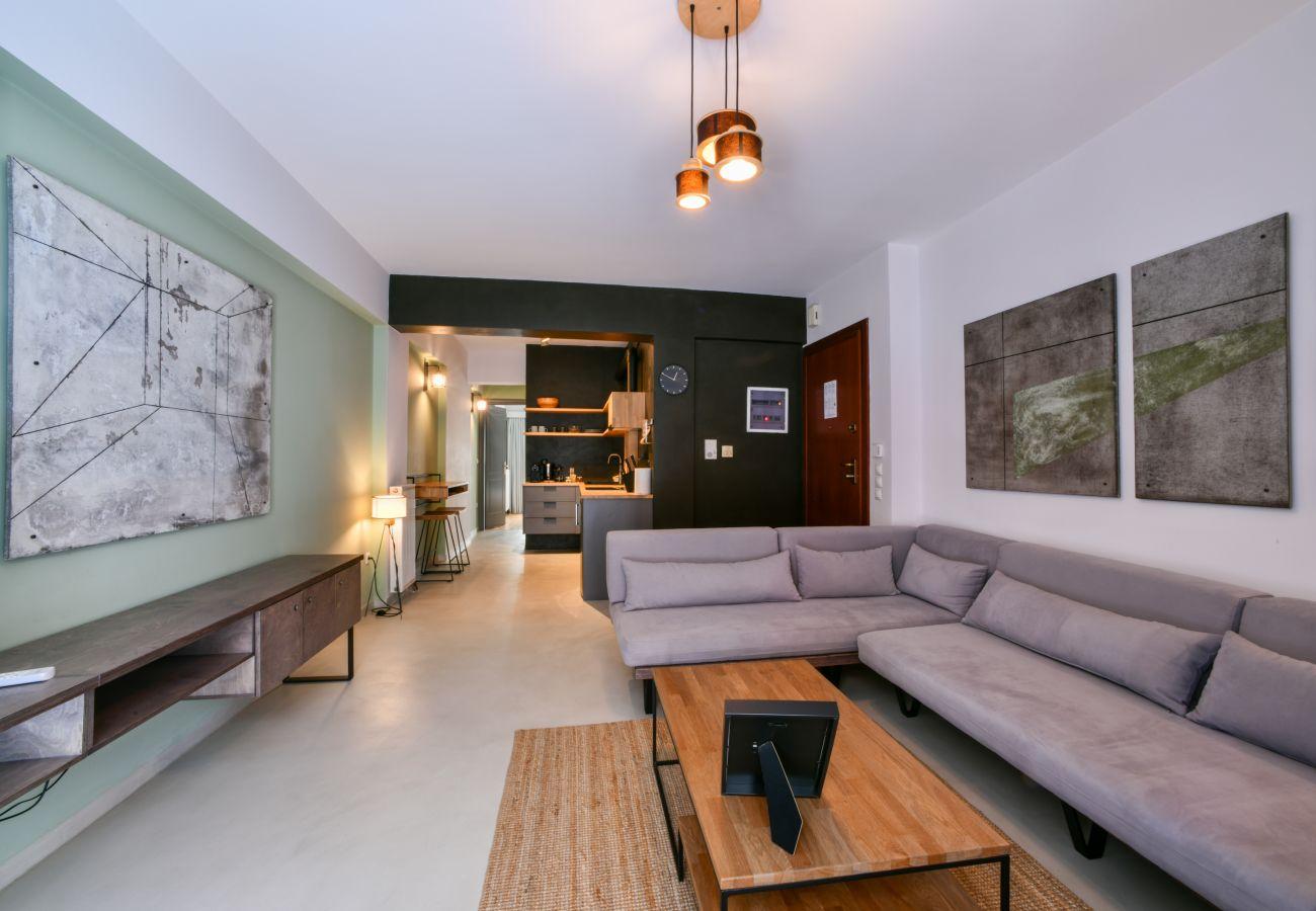 Apartamento en Athens - Olala Soho Apartment 1.2