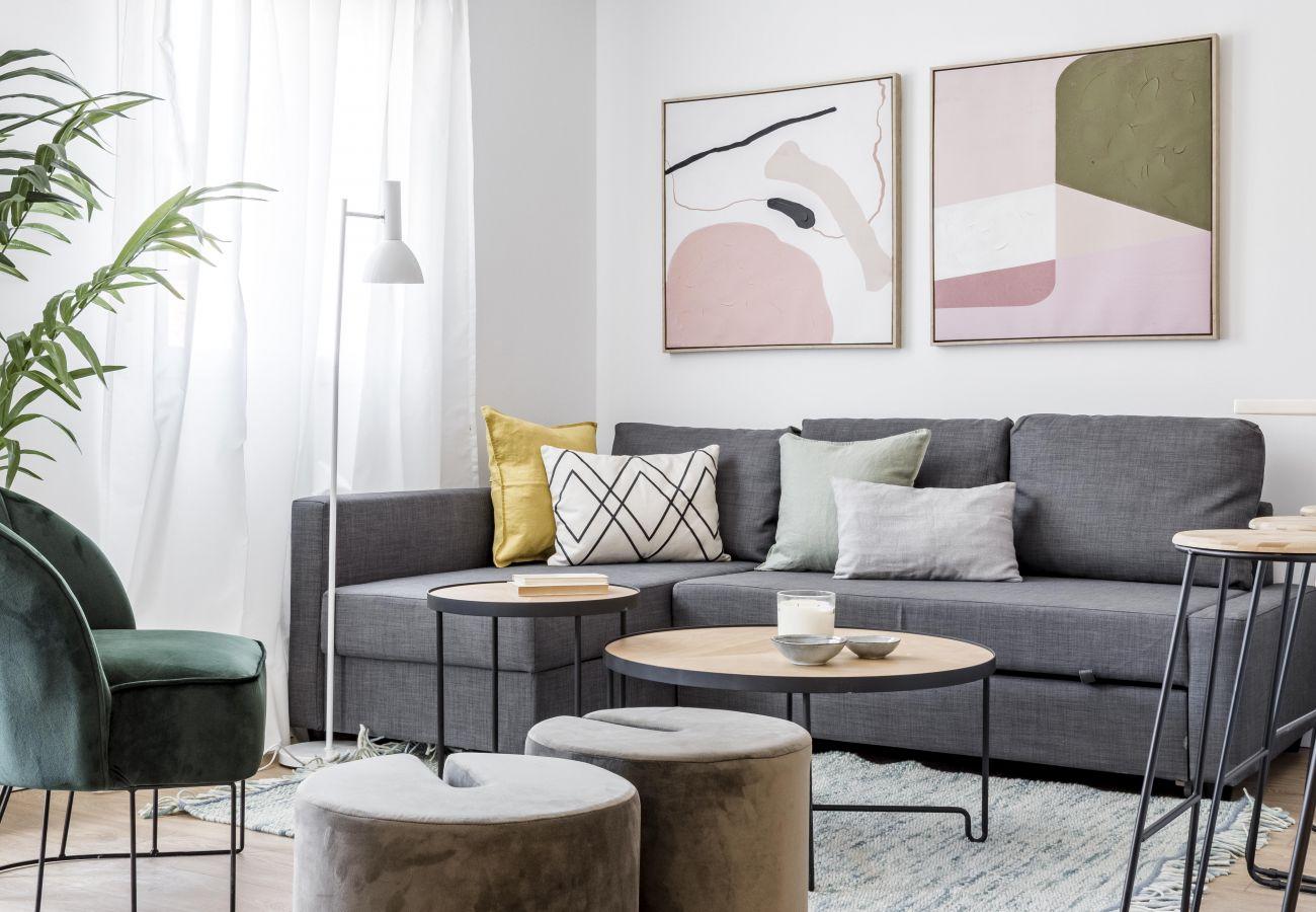 Apartamento en Madrid - Olala Style Apartment 7.2