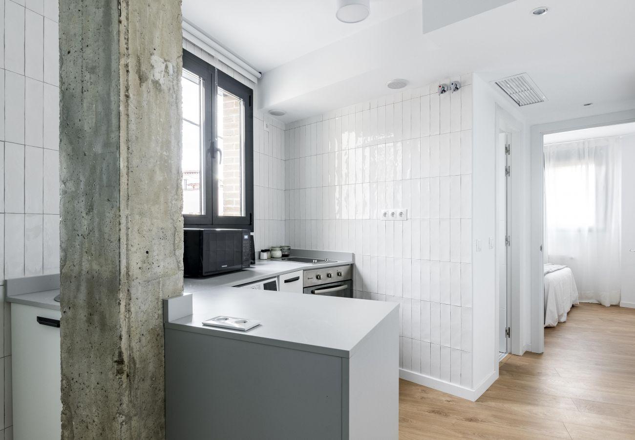 Apartamento en Madrid - Olala Color Apartment 3 with Terrace