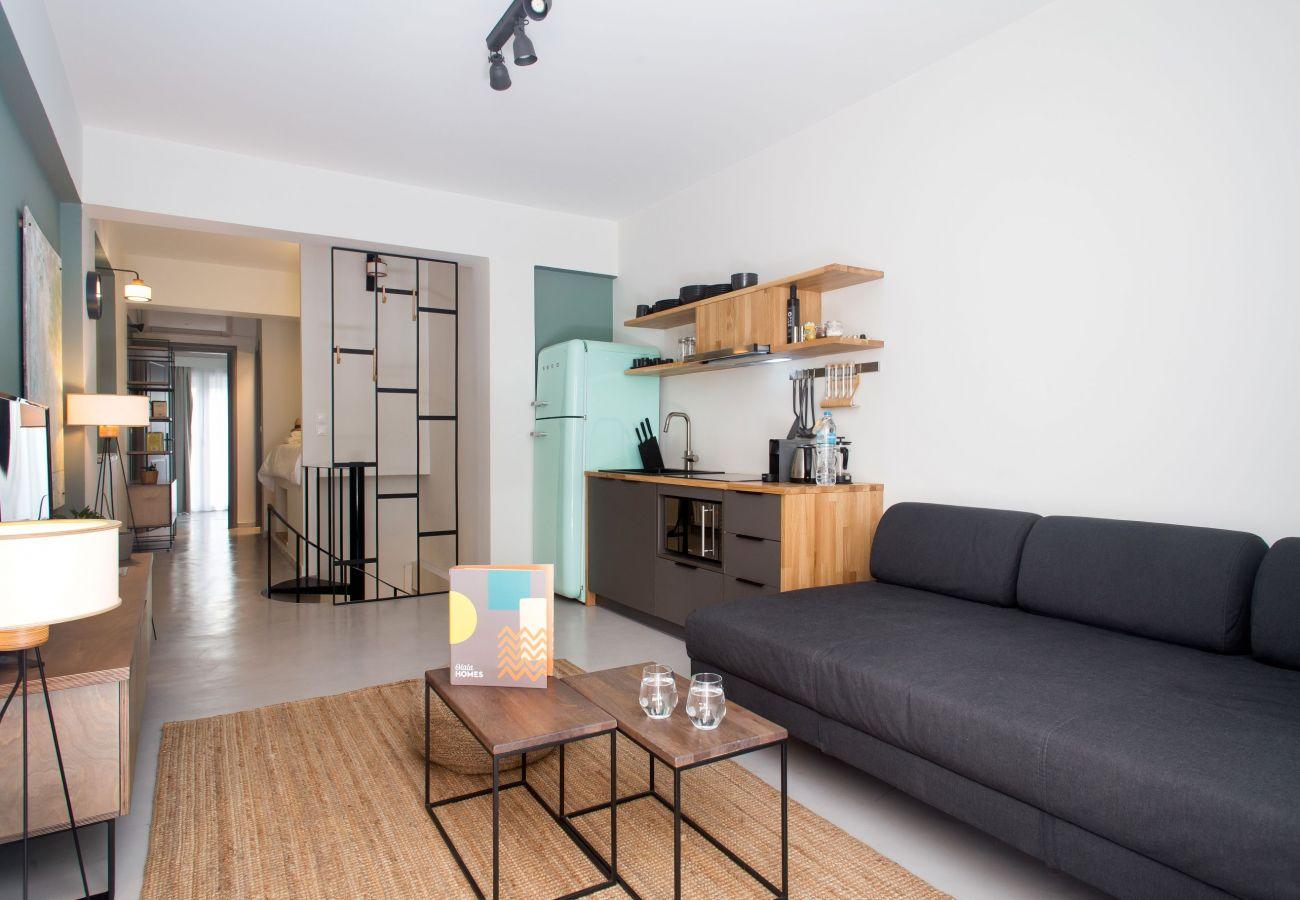 Apartamento en Athens - Olala Soho Apartment G.2