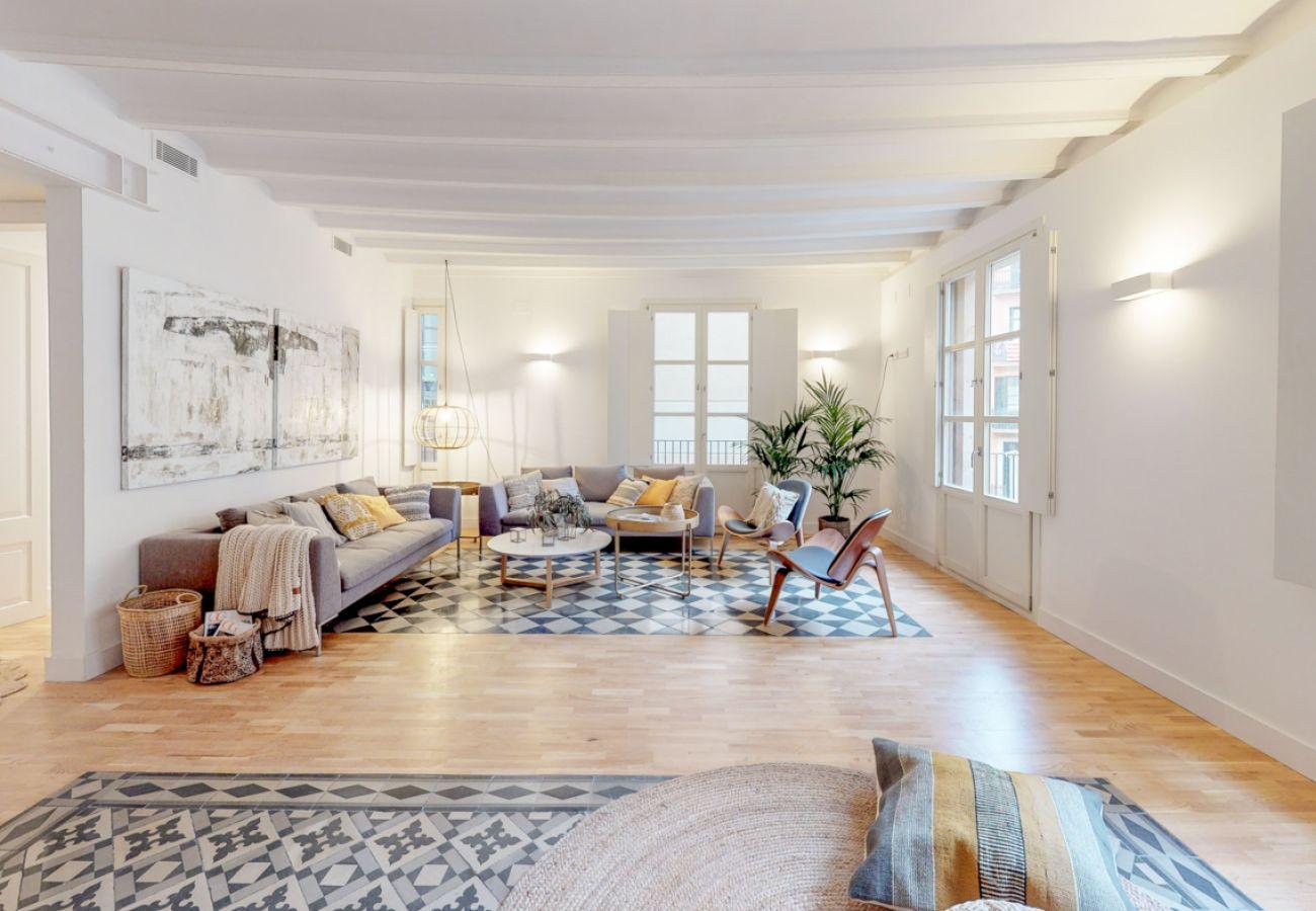 Apartamento en Barcelona - Olala Gotico Apartment 2.2 | 4min. Las Ramblas