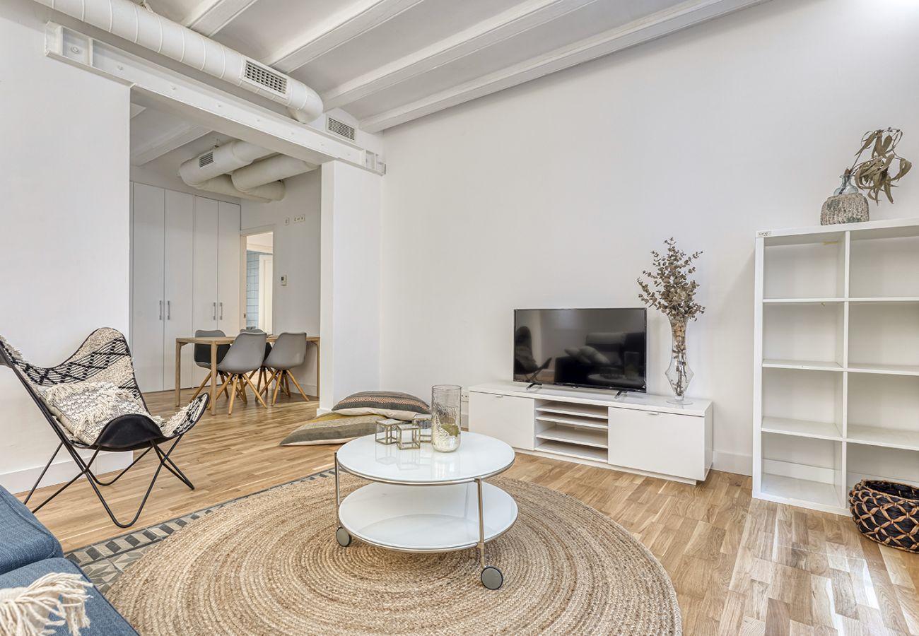 Apartamento en Barcelona - Olala Gotico Apartment 3.3 | 4min. Las Ramblas