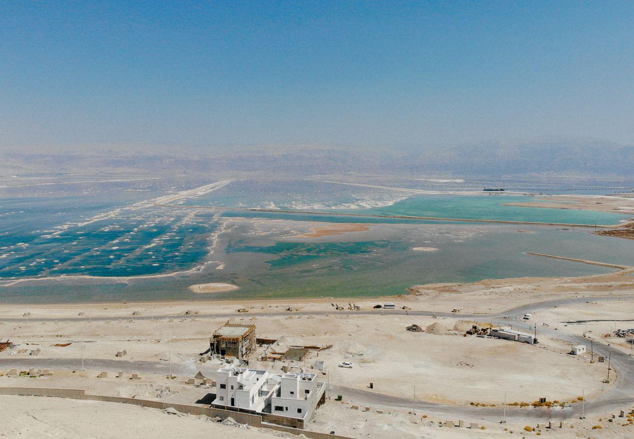 Estudio en Neve Zohar - Olala Dead Sea Green Suite