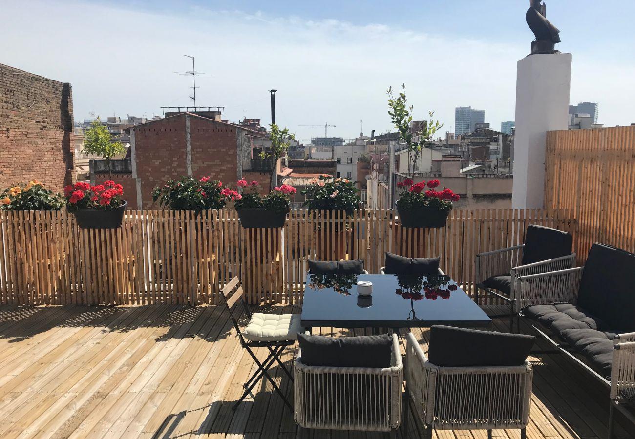 Appartement à Hospitalet de Llobregat - Olala Design Apartment 1.1 | 10m Pl.España