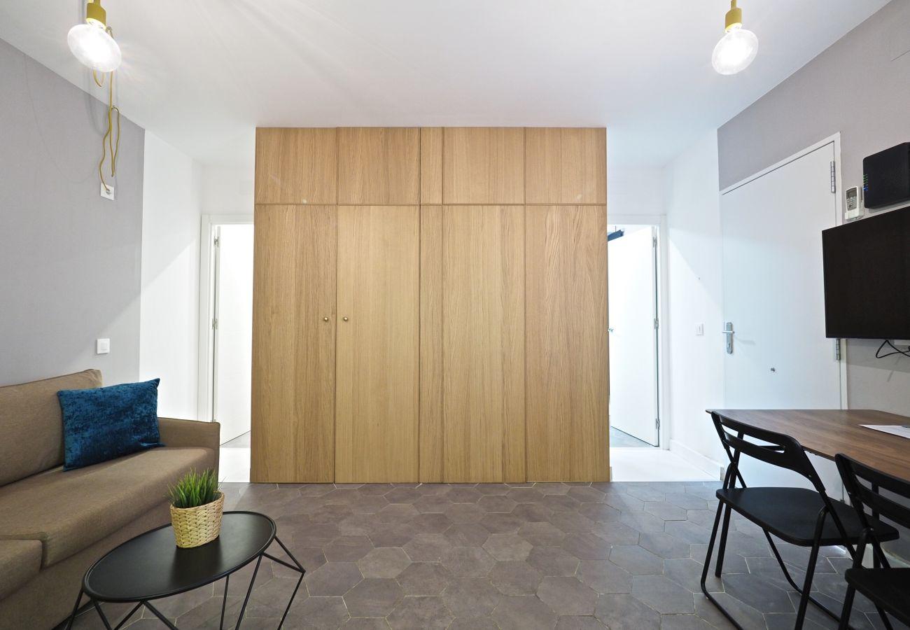 Appartement à Hospitalet de Llobregat - Olala Cozy Flat | 12m Pl.Espanya | Metro Torrassa