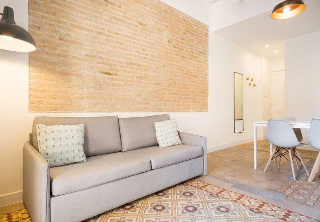 à Hospitalet de Llobregat - Olala Design Apartment 3.3   10m Pl.España