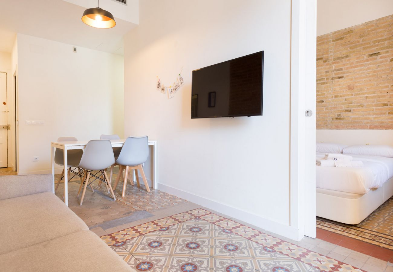 Appartement à Hospitalet de Llobregat - Olala Design Apartment 3.3 | 10m Pl.España
