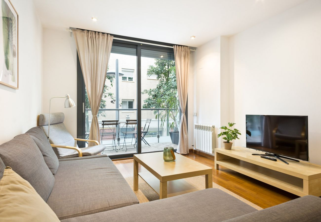 Appartement à Barcelone - Olala Les Corts Exclusive 1BR Flat w/ balcony