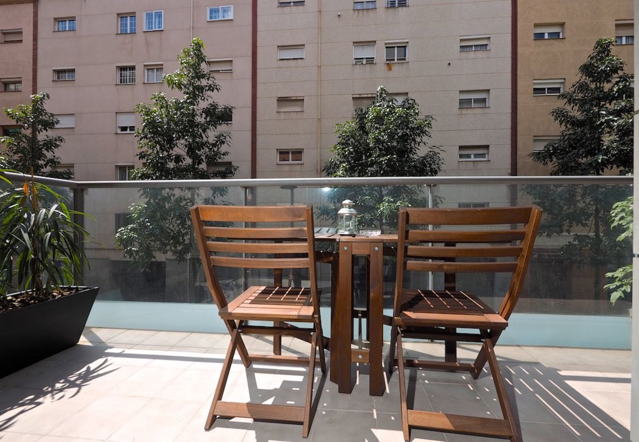 Appartement à Barcelone - Olala Les Corts Exclusive 2BR Flat w/ balcony