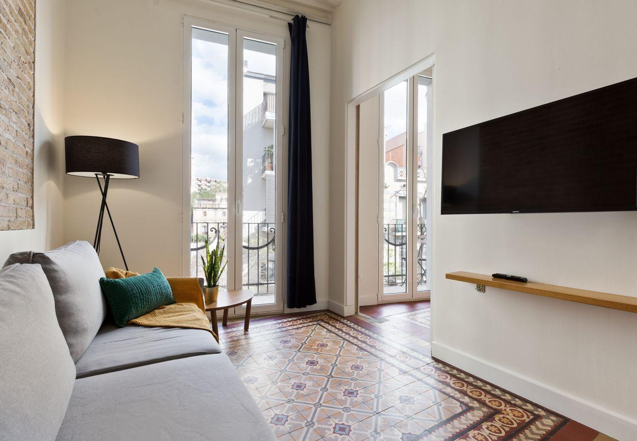Appartement à Hospitalet de Llobregat - Olala Design Apartment 2.1| 10m Pl.España