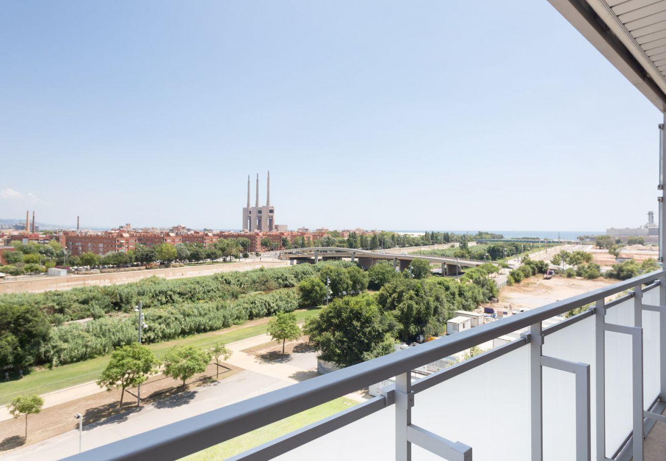 Appartement à Sant Adria de Besós - Olala Port Forum Apartment 1.3