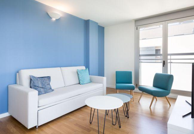 à Sant Adria de Besós - Olala Port Forum Apartment 2.3
