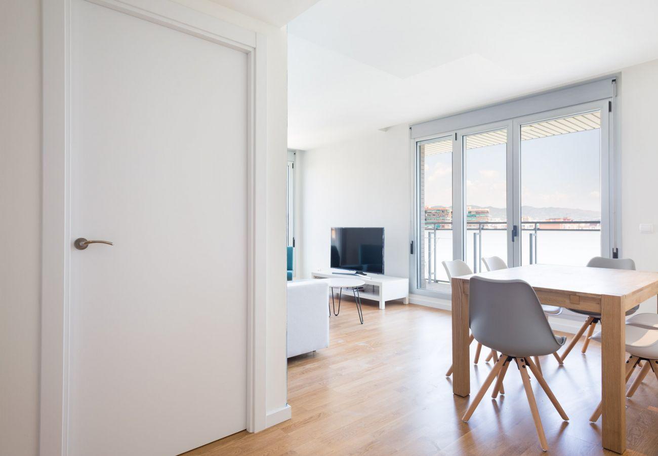 Appartement à Sant Adria de Besós - Olala Port Forum Apartment 3.3