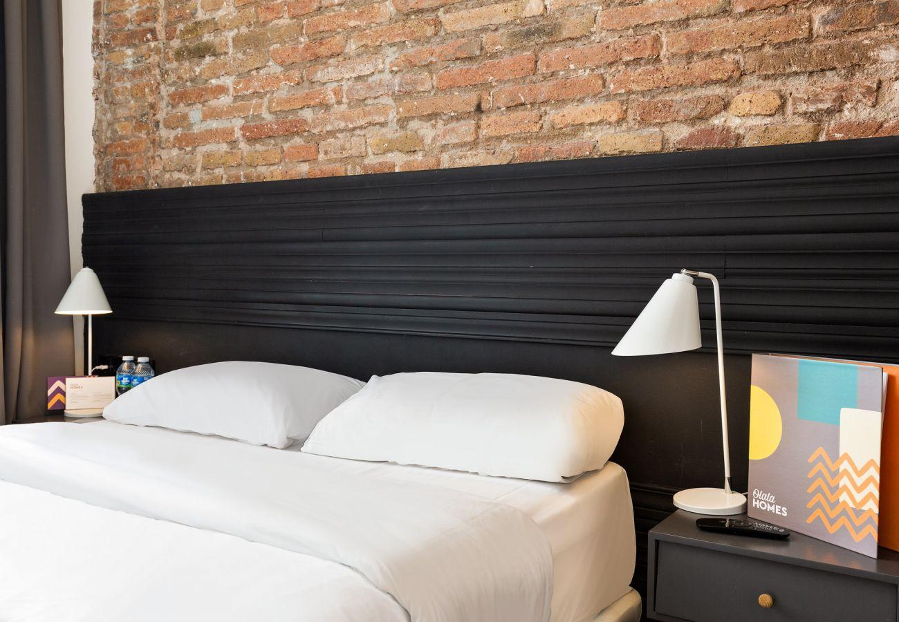 Chambres d'hôtes à Hospitalet de Llobregat - Olala Mini Hotel 2 | 18 min. Camp Nou