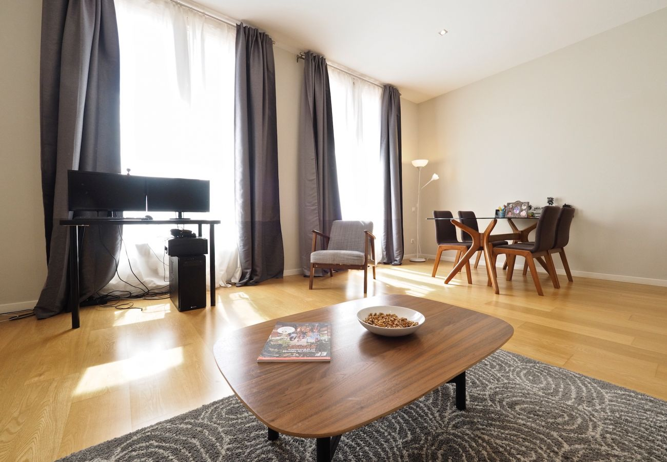 Appartement à Barcelone - Eixample Center 1BR Apartment