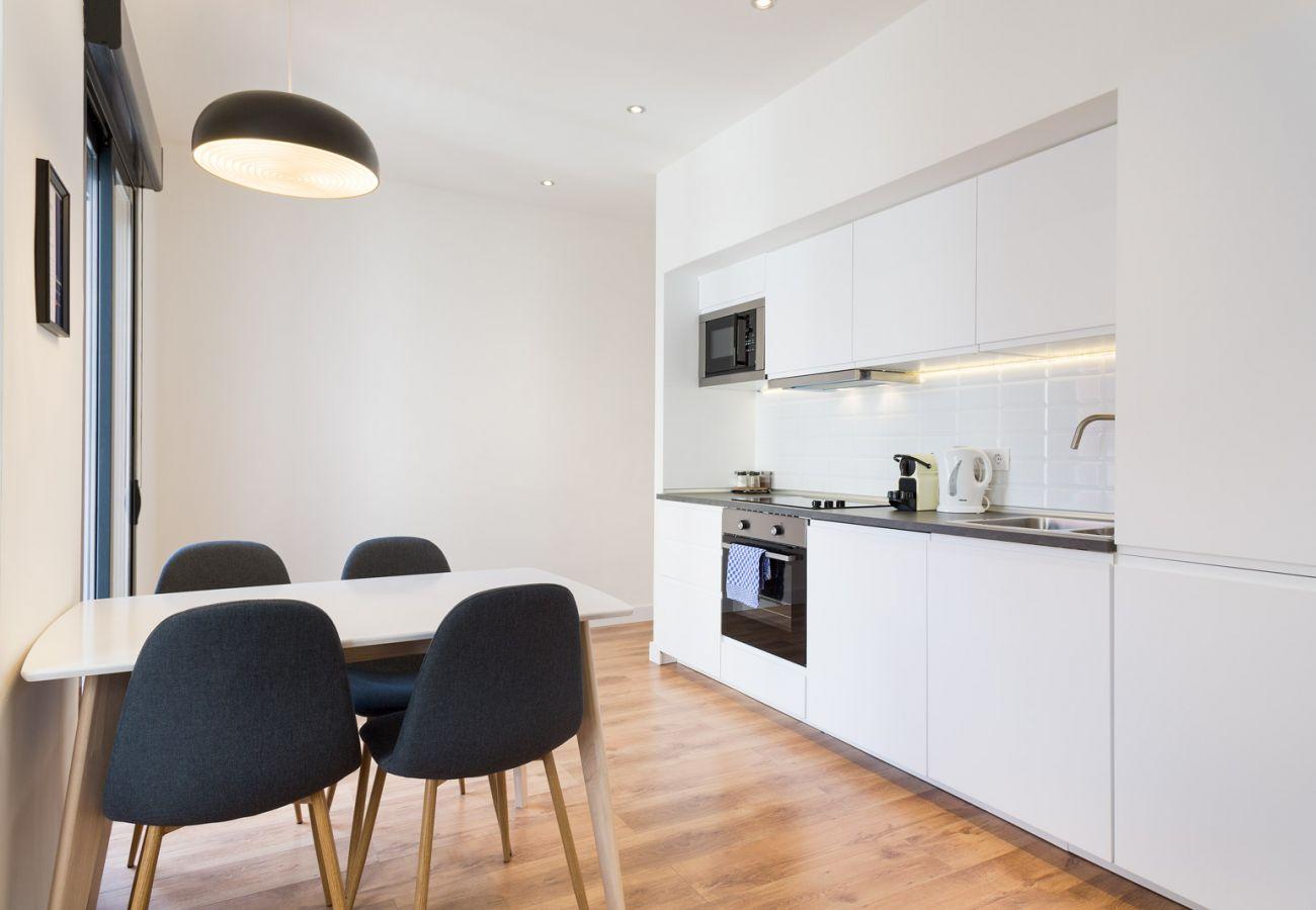 Appartement à Hospitalet de Llobregat - Olala Urban Chill Flat 2.4 I Balcony