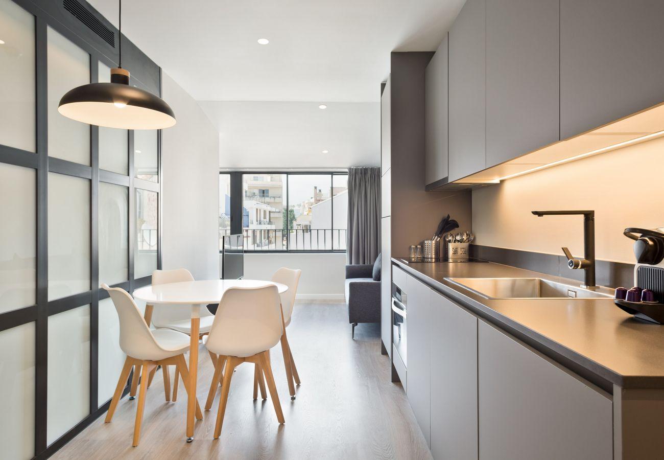 Appartement à Sitges - Sitges Ocean View Apartment 5