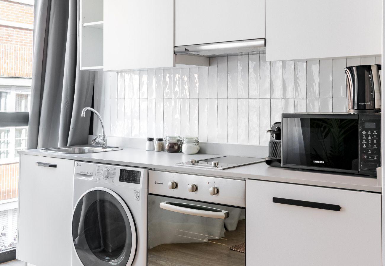 Appartement à Madrid - Olala Color Apartment 1C