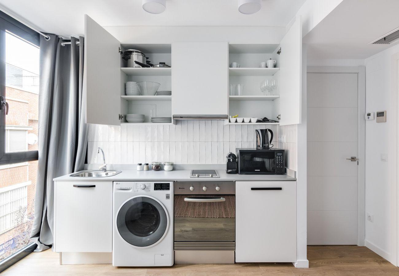 Appartement à Madrid - Olala Color Apartment 2C