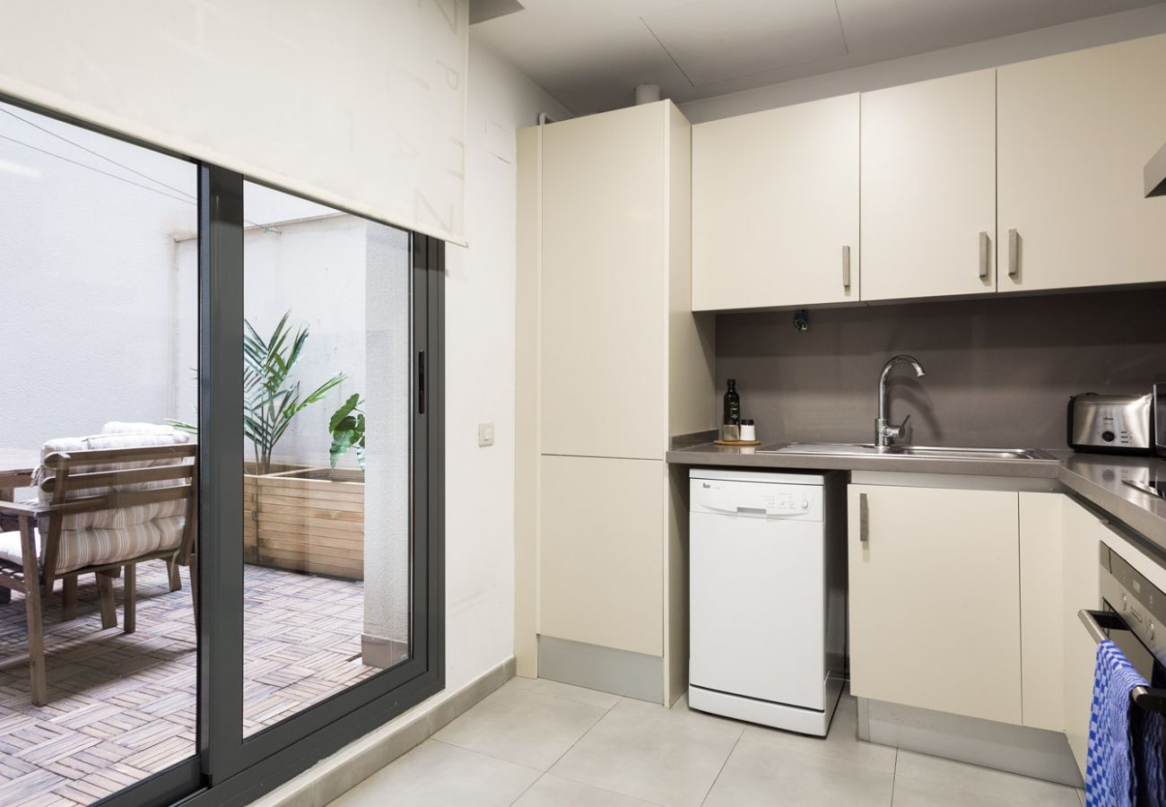 Apartment in Barcelona - Olala Les Corts Exclusive 1BR Flat w/ balcony