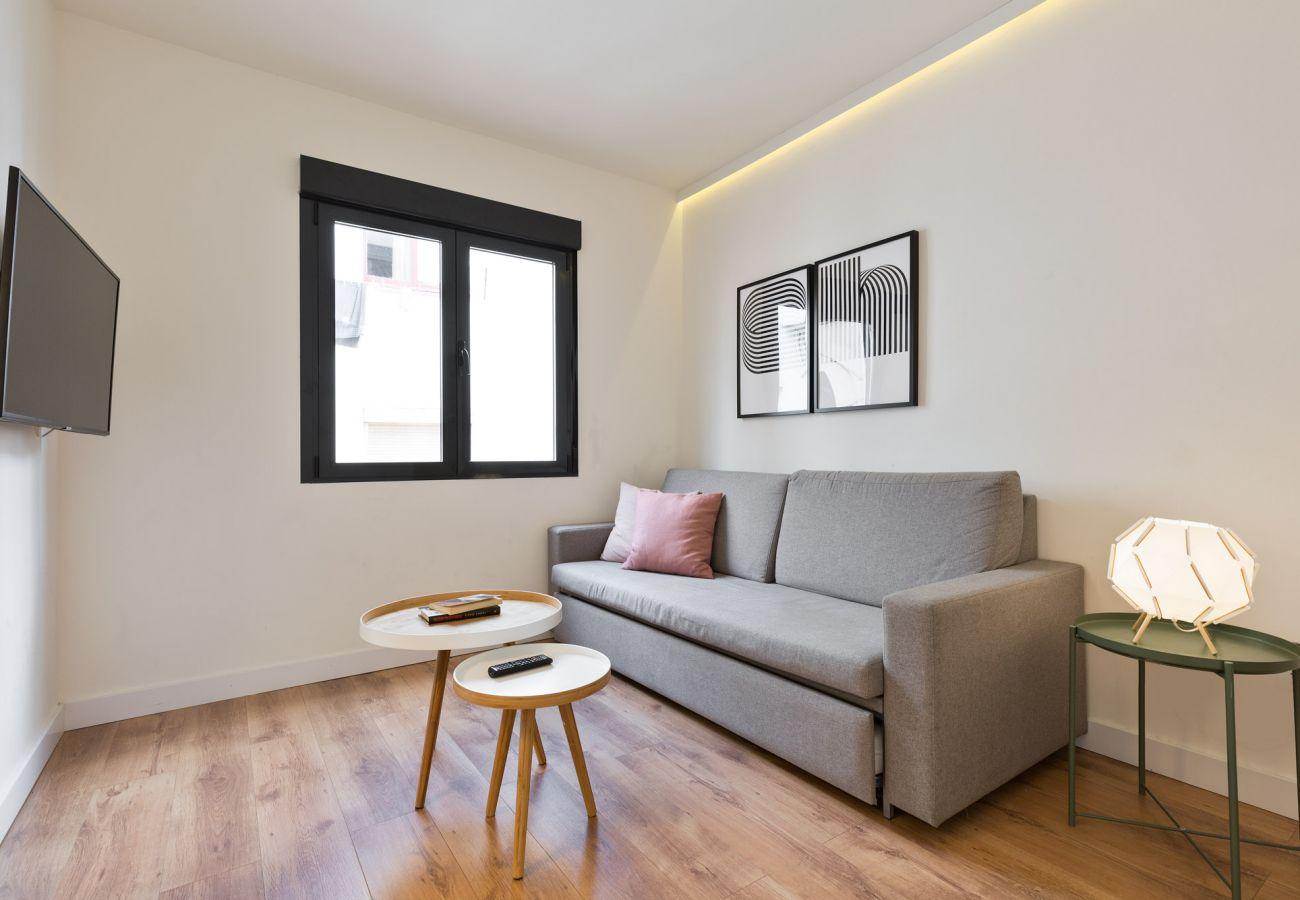 Apartment in Hospitalet de Llobregat - Olala Urban Chill Flat 5.4 I Balcony