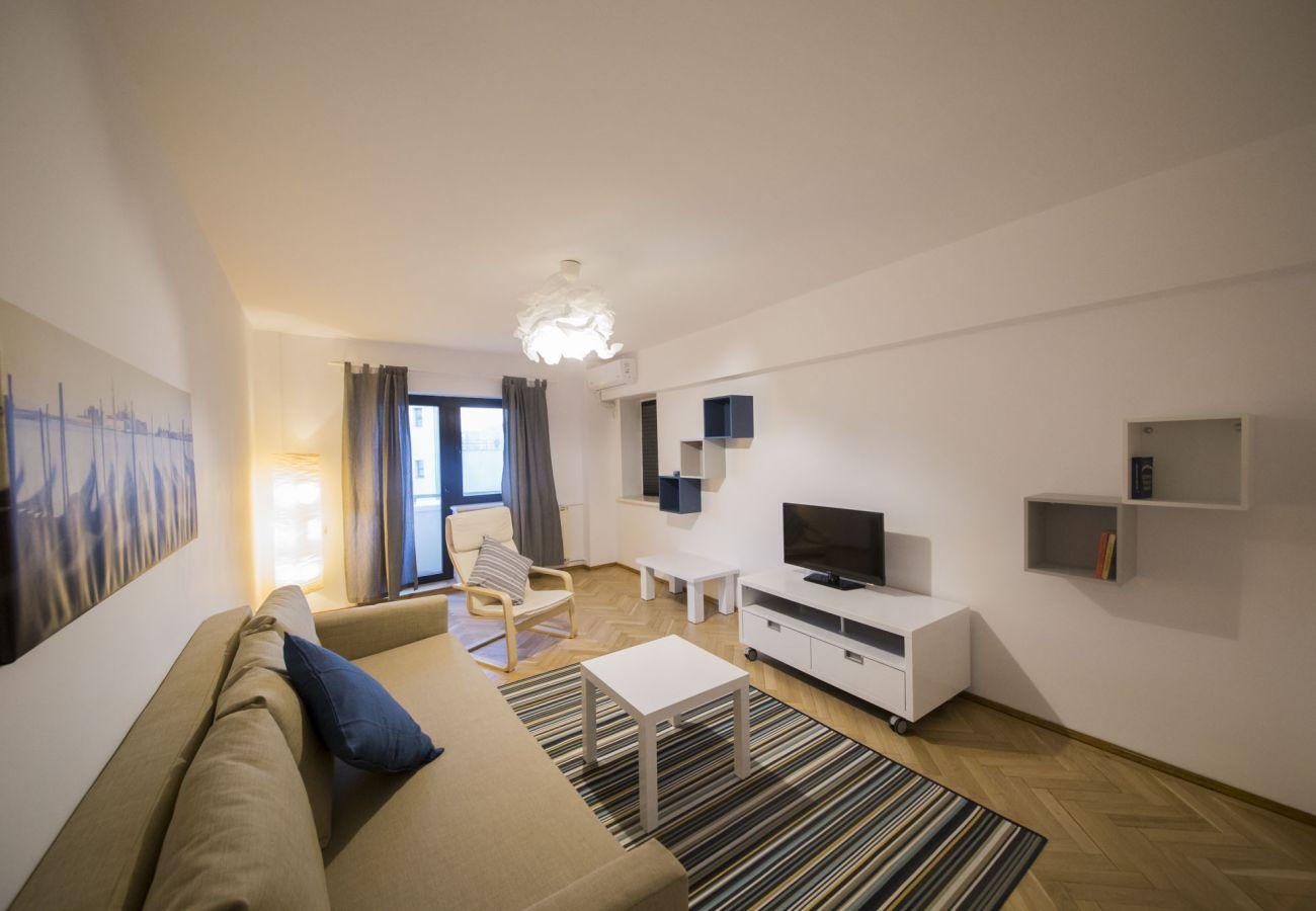 Apartment in Bucharest - Olala Unirii Center Apartment 4.15