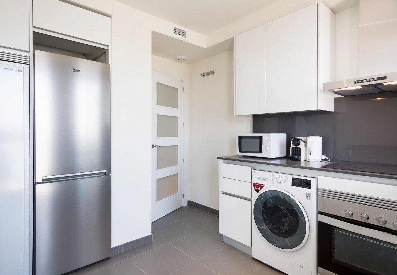 Apartment in Sant Adria de Besós - Olala Port Forum Apartment 6.1