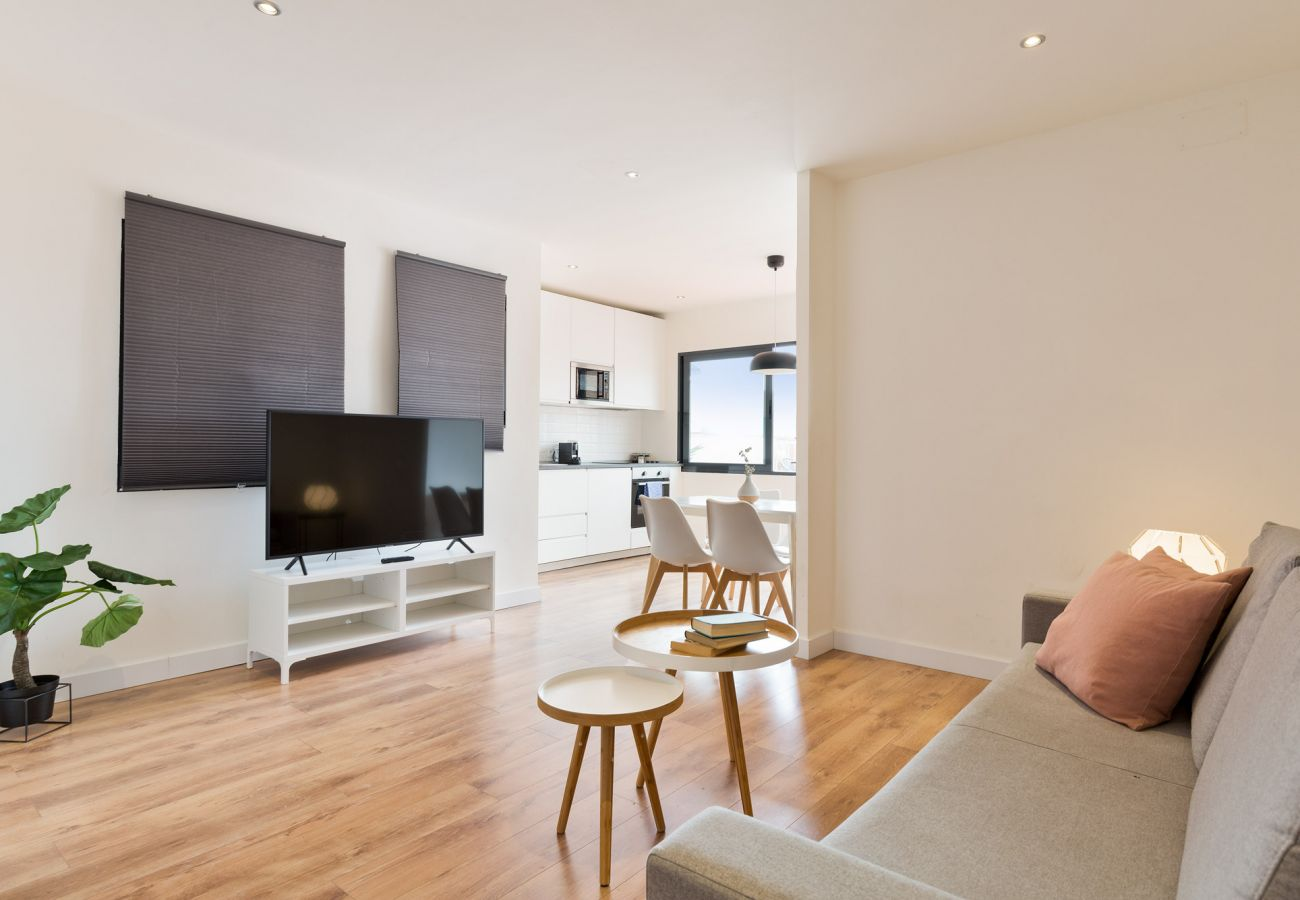 Apartment in Hospitalet de Llobregat - Olala Urban Chill Flat 6.2 | Terrace
