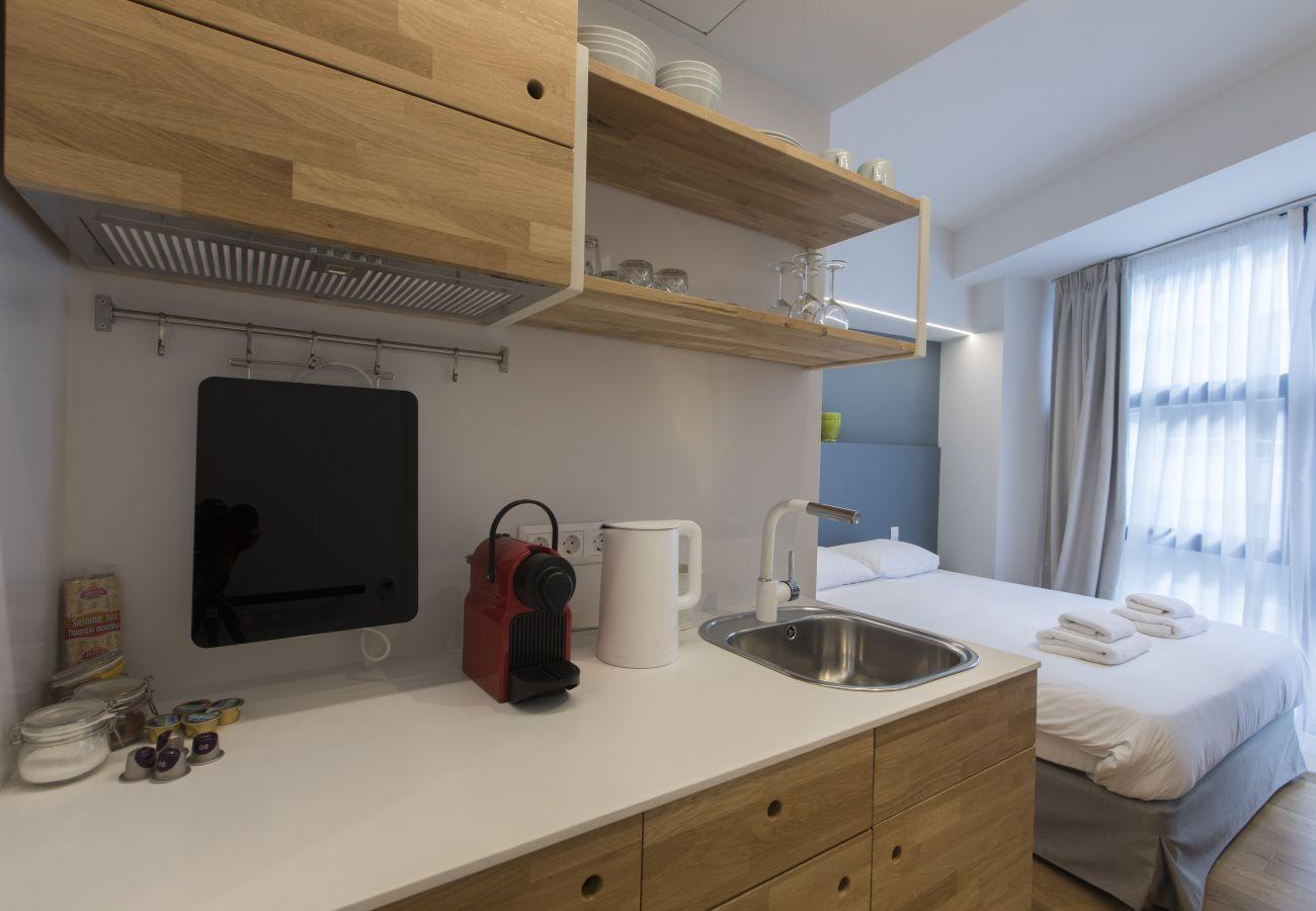 Studio in Athens - Olala Syntagma Apartment 3.1