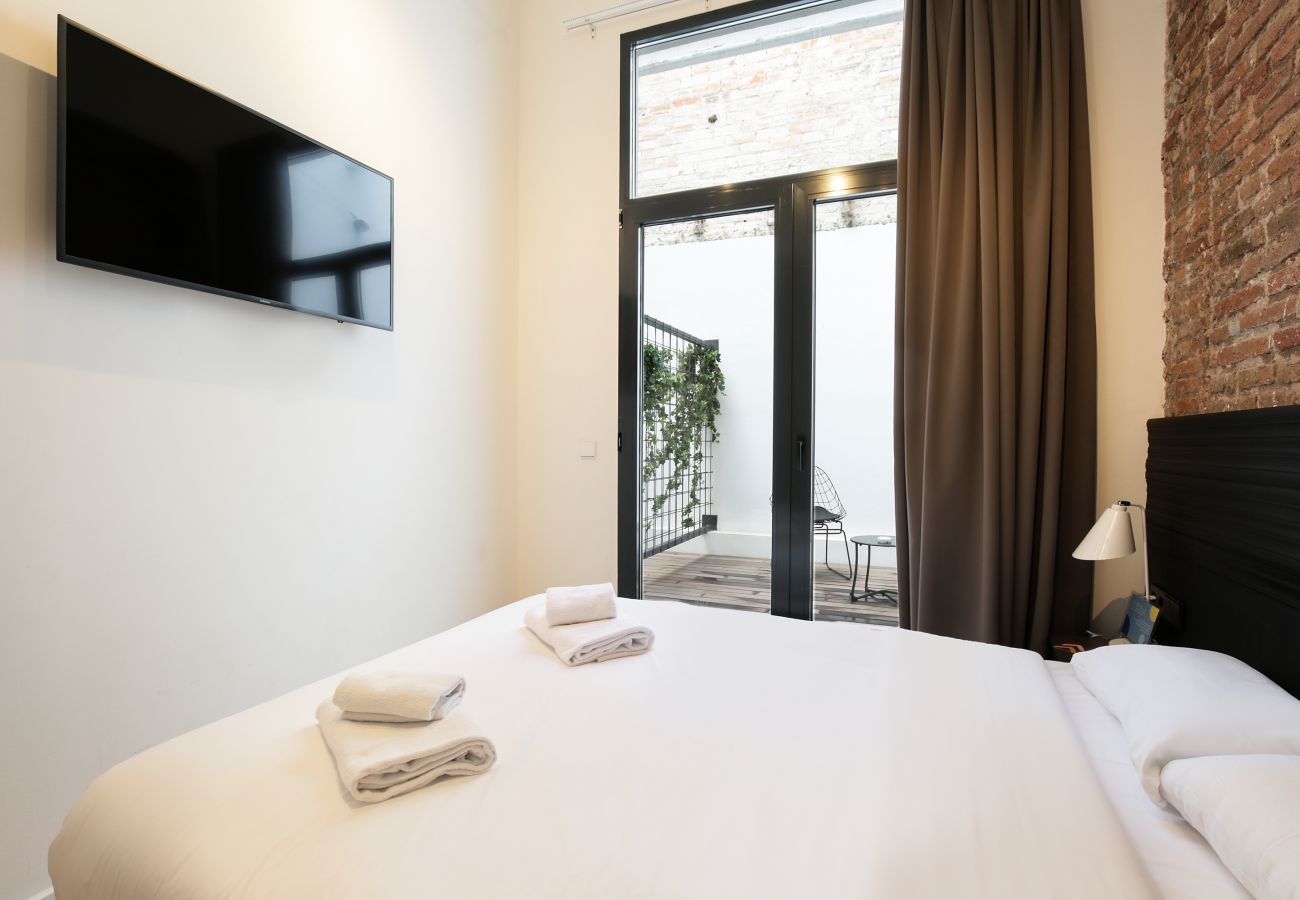 Rent by room in Hospitalet de Llobregat - Olala Mini Hotel 4 | 18 min. Camp Nou