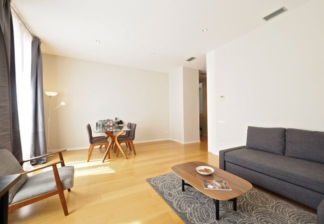 in Barcelona - Eixample Center 1BR Apartment